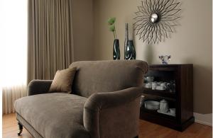 Upholstered Custom Sofa